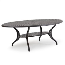 """44"""" x 66"""" Oval Dining Table"""