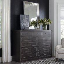 Anchor Grey Martinique 11 Drawer Dresser