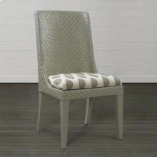 Custom Dining Woven Dining Chair