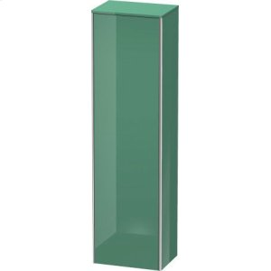 Tall Cabinet, Jade High Gloss Lacquer