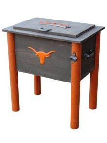 54QT. TEXAS LONGHORNS COOLER