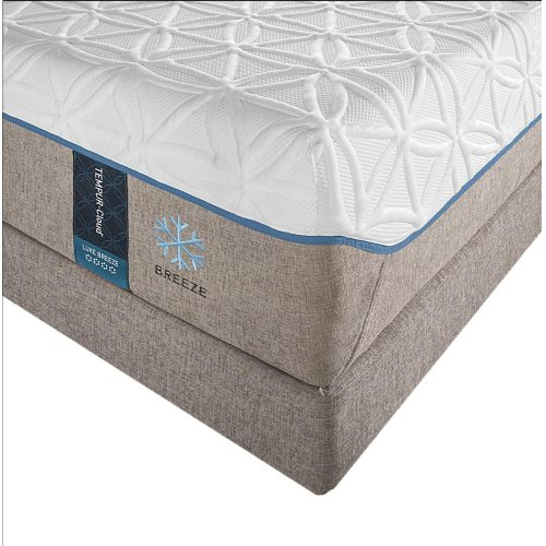 TEMPUR-Cloud Collection - TEMPUR-Cloud Luxe Breeze - Full XL