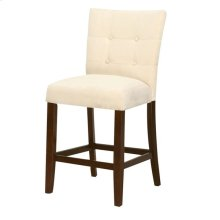 BEIGE MFB COUNTER HEIGHT CHAIR