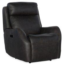 Living Room Sandovol Power Recliner w/ Power Headrest