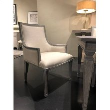 Willow Arm Chair - Pewter