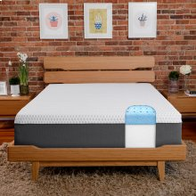 "Tribeca 10"" Queen Memory Foam Mattress"