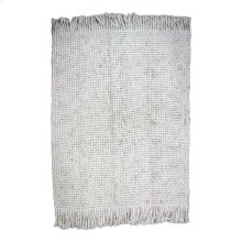 Cozy Throw White