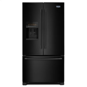 36- Inch Wide French Door Refrigerator with PowerCold® Feature - 25 Cu. Ft. -