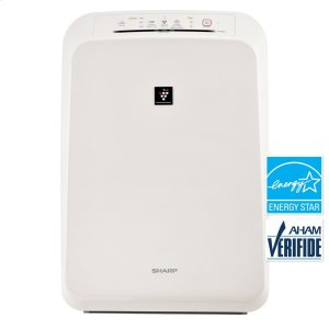 SharpSharp True HEPA Air Purifier with Plasmacluster® Ion Technology for Small Rooms