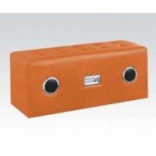 Orange Bench