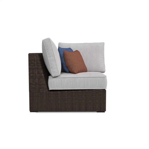 Corner with Cushion (1/CN)