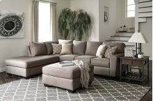 2 Piece Left Arm Facing Sectional Corner Chaise