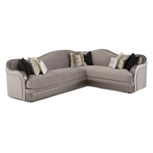 2 PC Sectional Set