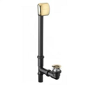 Deep Soak Tub Drain  American Standard - Polished Brass PVD