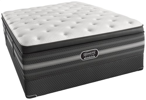 BeautyRest - Black Special Edition - Christabel - Luxury Firm - Pillow Top - Cal King