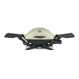 WeberQ™ 2200™ LP Gas Grill - Titanium