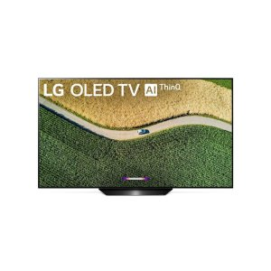 LG ElectronicsLG B9 55 inch Class 4K Smart OLED TV w/AI ThinQ® (54.6'' Diag)