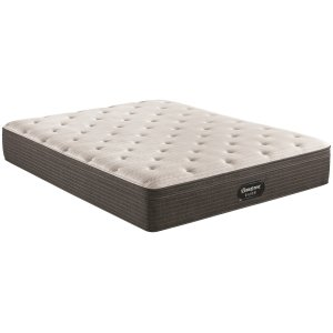SimmonsBeautyrest Silver - BRS900 - Plush - Euro Top - Twin