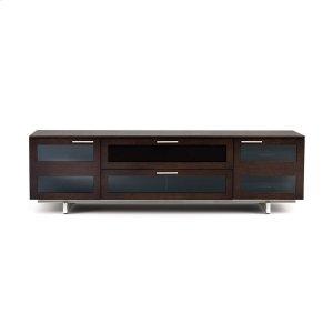 Bdi FurnitureQuad Width Cabinet 8929 in Espresso