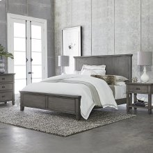 King Brentwood Panel Bed