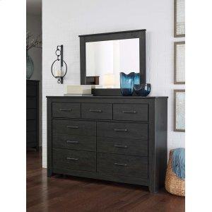 Ashley Furniture Brinxton - Black 2 Piece Bedroom Set