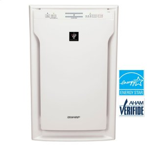 SharpSharp True HEPA Air Purifier with Plasmacluster® Ion Technology for Extra-Large Rooms