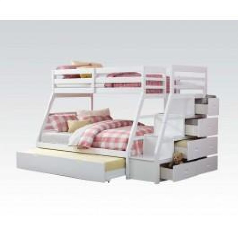 37105 In By Acme Furniture Inc In Tampa Fl Jason Bunk Bed Trundle