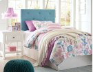 Twin Upholstered Headboard Product Image