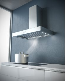 "Professional Series SU107 36"" Wall Mount Range Hood"