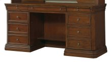 Home Office Cherry Creek Computer Credenza