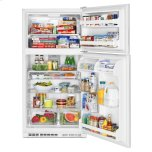 Maytag 33-Inch Wide Top Freezer Refrigerator with PowerCold® Feature- 21 Cu. Ft.