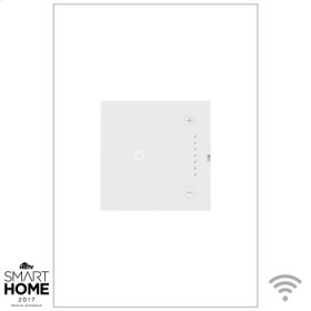 Touch Wi-Fi Ready Master Dimmer, Tru-Universal, White