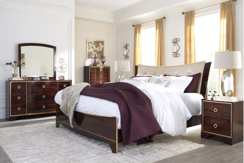 Lenmara - Reddish Brown 2 Piece Bedroom Set