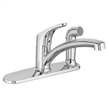 Colony PRO Single-Handle Kitchen Faucet  American Standard - Polished Chrome