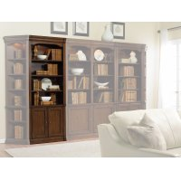Home Office Cherry Creek 32'' Wall Storage Cabinet Product Image