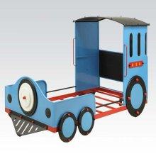 TOBI BLUE/BLACK TRAIN DESK
