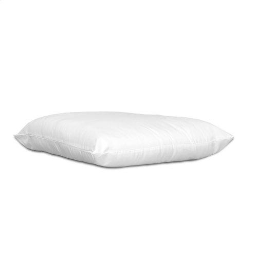 Sleep Plush Deluxe Hypoallergenic Fiber Filled Pillow, Standard / Queen