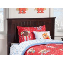 Nantucket Headboard Twin Espresso