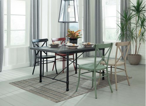 Minnona - Multi 5 Piece Dining Room Set