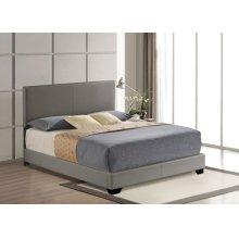 IRELAND GRAY FULL BED