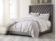 Coralayne - Silver 3 Piece Bed Set (Queen) Product Image