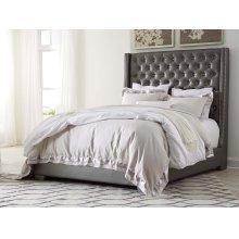Coralayne - Silver 2 Piece Bed Set (Cal King)