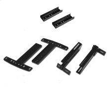 Headboard Bracket Kit for Older Foundation Style Models, California King