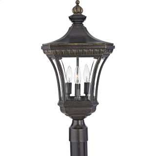 Devon Outdoor Lantern in Imperial Bronze