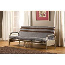 Geneva Futon - Full - Pewter