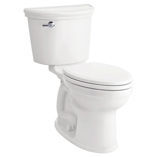Retrospect Champion PRO Elongated Toilet - 1.28 GPF - White