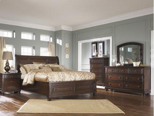 porter bedroom set