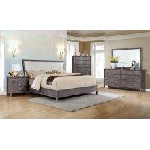 Desby Gray Dresser