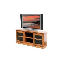"A-T270 Traditional Alder 62"" TV Console"