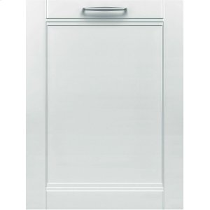 "BoschADA 24"" 800 Series Custom Panel, 6/5 Cycles, 3rd Rck, 44 dBA, RckMatic,15 Pl Stgs, InfoLight - CP"